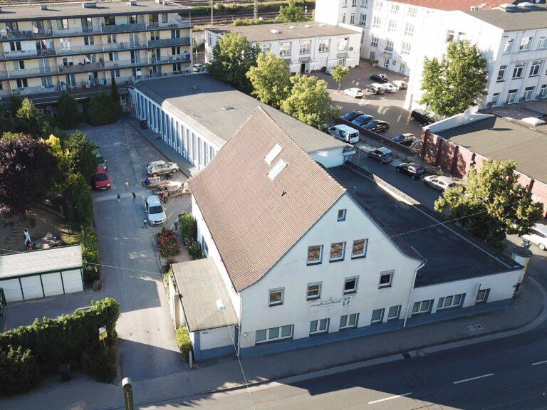 Gemeindehaus Herforder.
