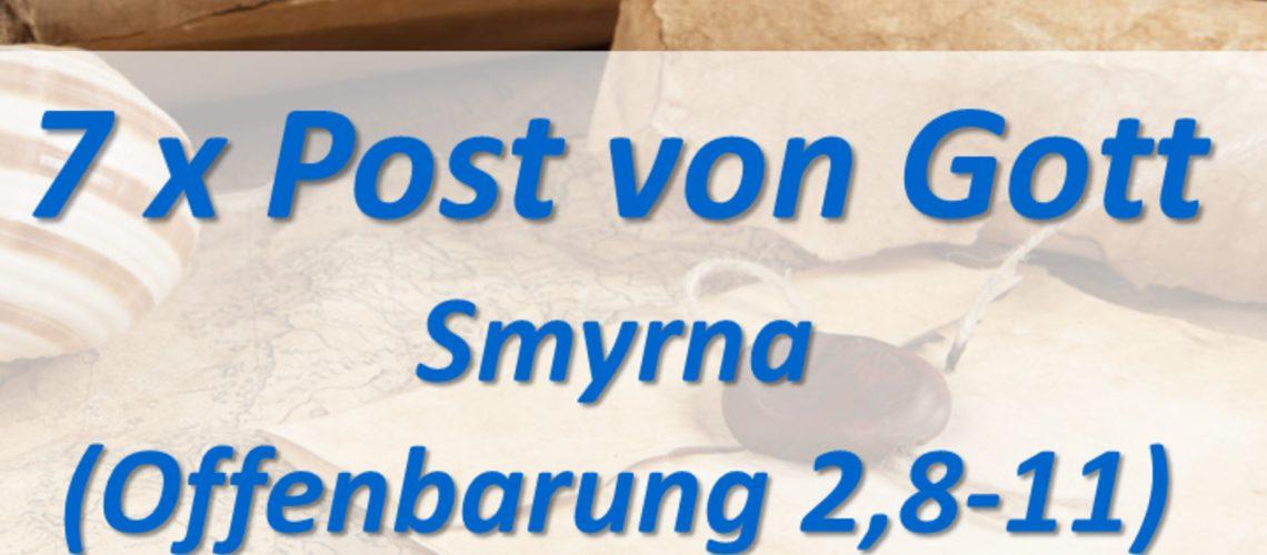 7 x Post von Gott - Smyrna